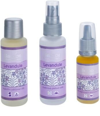Saloos Face Care Set kosmetická sada Lavender II. 1