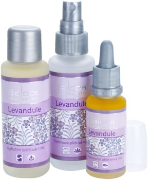 Saloos Face Care Set kosmetická sada Lavender II. 2