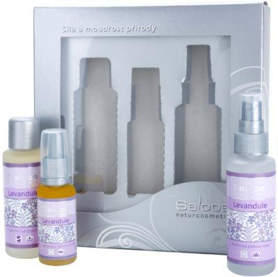 Saloos Face Care Set kosmetická sada Lavender II. 3