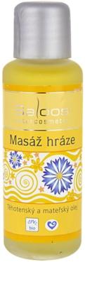 Saloos Pregnancy and Maternal Oil olejek do masażu krocza