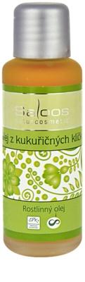 Saloos Vegetable Oil olej z kukuričných klíčkov