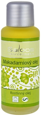 Saloos Vegetable Oil olejek z makadamii