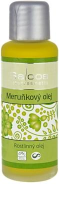 Saloos Vegetable Oil meruňkový olej