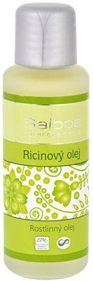 Saloos Vegetable Oil óleo de rícina