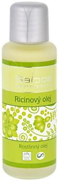 Saloos Vegetable Oil ricinový olej