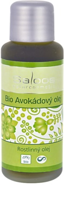 Saloos Vegetable Oil Bio bio avokádový olej