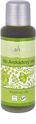 Saloos Vegetable Oil Bio óleo de abacate bio