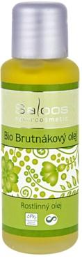 Saloos Vegetable Oil Bio bio brutnákový olej