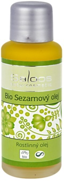 Saloos Vegetable Oil Bio bio szezámmagolaj