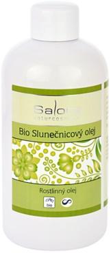 Saloos Vegetable Oil Bio óleo de girassol bio
