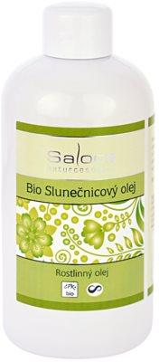 Saloos Vegetable Oil Bio био слънчогледово олио