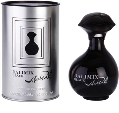 Salvador Dali Dalimix Black Eau de Toilette pentru femei