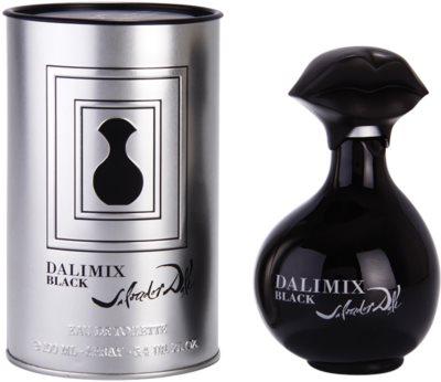 Salvador Dali Dalimix Black toaletná voda pre ženy