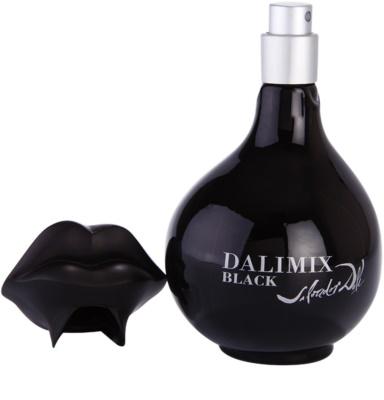 Salvador Dali Dalimix Black toaletná voda pre ženy 3