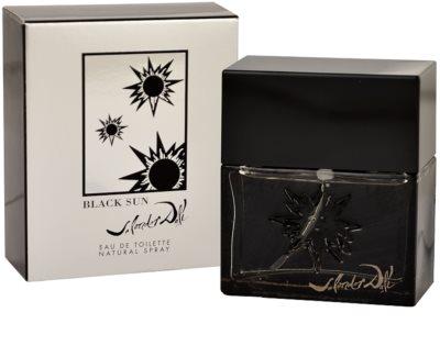 Salvador Dali Black Sun eau de toilette férfiaknak