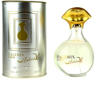 Salvador Dali Dalimix Gold Eau de Toilette pentru femei