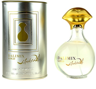 Salvador Dali Dalimix Gold toaletní voda pro ženy