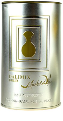 Salvador Dali Dalimix Gold Eau de Toilette pentru femei 4