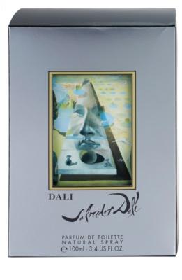 Salvador Dali Dali Eau de Toilette pentru femei 4