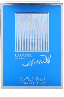 Salvador Dali Laguna Homme Eau de Toilette pentru barbati 4