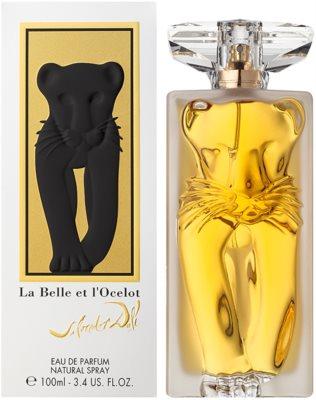 Salvador Dali La Belle Et L'Ocelot Eau de Parfum para mulheres
