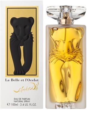 Salvador Dali La Belle Et L'Ocelot Eau De Parfum pentru femei