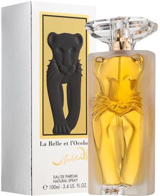 Salvador Dali La Belle Et L'Ocelot parfumska voda za ženske 2
