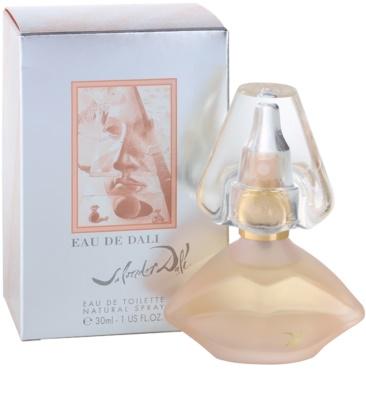 Salvador Dali L'Eau de Dali eau de toilette para mujer 1