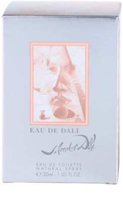 Salvador Dali L'Eau de Dali eau de toilette para mujer 4