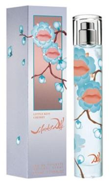 Salvador Dali Little Kiss Cherry Eau de Toilette pentru femei