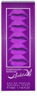 Salvador Dali Purplelips Sensual Eau de Parfum para mulheres 4