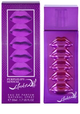 Salvador Dali Purplelips Sensual Eau de Parfum für Damen