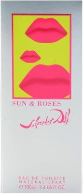Salvador Dali Sun & Roses toaletná voda pre ženy 4