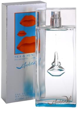 Salvador Dali Sea & Sun in Cadaques eau de toilette para mujer 1
