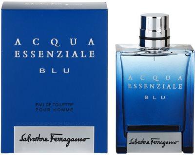 Salvatore Ferragamo Acqua Essenziale Blu Eau de Toilette para homens