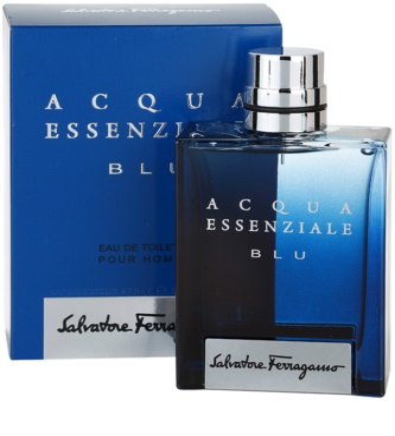 Salvatore Ferragamo Acqua Essenziale Blu Eau de Toilette für Herren 1