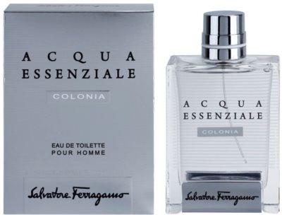 Salvatore Ferragamo Acqua Essenziale Colonia Eau de Toilette für Herren
