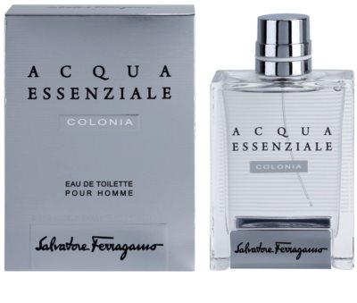 Salvatore Ferragamo Acqua Essenziale Colonia тоалетна вода за мъже