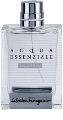 Salvatore Ferragamo Acqua Essenziale Colonia Eau de Toilette für Herren 2