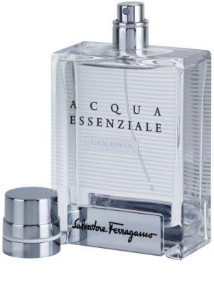 Salvatore Ferragamo Acqua Essenziale Colonia Eau de Toilette für Herren 3