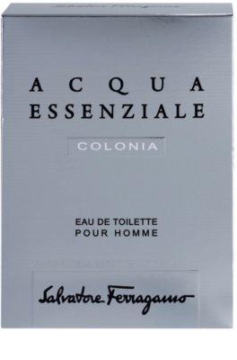 Salvatore Ferragamo Acqua Essenziale Colonia Eau de Toilette für Herren 4