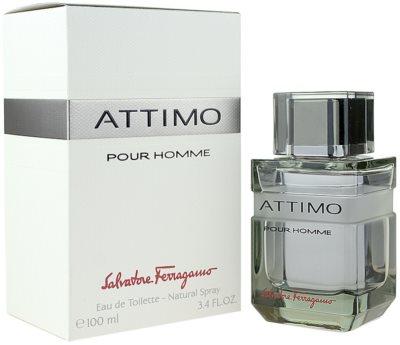 Salvatore Ferragamo Attimo тоалетна вода за мъже 1