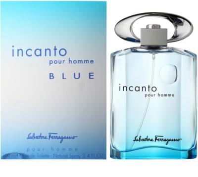 Salvatore Ferragamo Incanto Blue toaletní voda pro muže