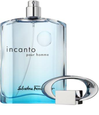 Salvatore Ferragamo Incanto Blue toaletní voda pro muže 3