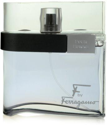 Salvatore Ferragamo F by Ferragamo Black eau de toilette férfiaknak 2
