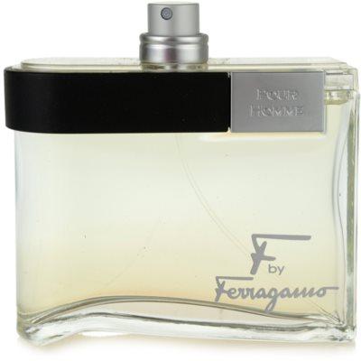 Salvatore Ferragamo F by Ferragamo Pour Homme eau de toilette teszter férfiaknak