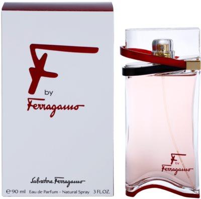Salvatore Ferragamo F by Ferragamo parfémovaná voda pro ženy