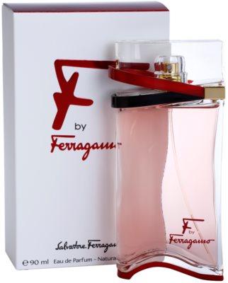 Salvatore Ferragamo F by Ferragamo parfémovaná voda pro ženy 1