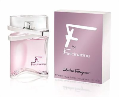 Salvatore Ferragamo F for Fascinating Eau de Toilette para mulheres