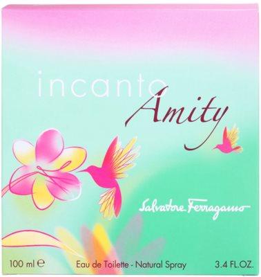 Salvatore Ferragamo Incanto Amity Eau de Toilette para mulheres 4